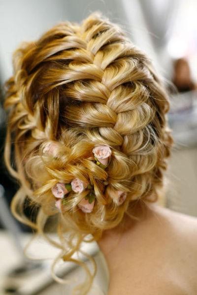 Hochzeitsfrisuren Tracht Haarschnitte Beliebt In Europa