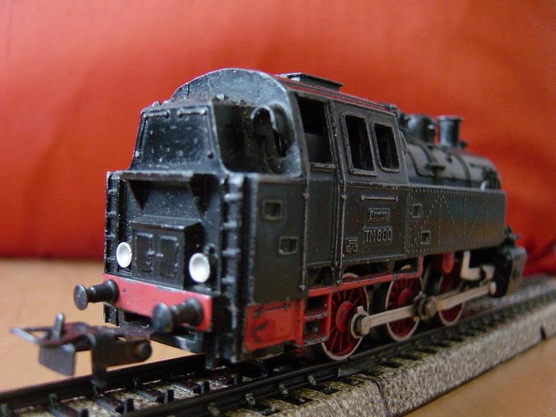 Tenderlok BR 80 der DB (TM 800) 9744134qcz