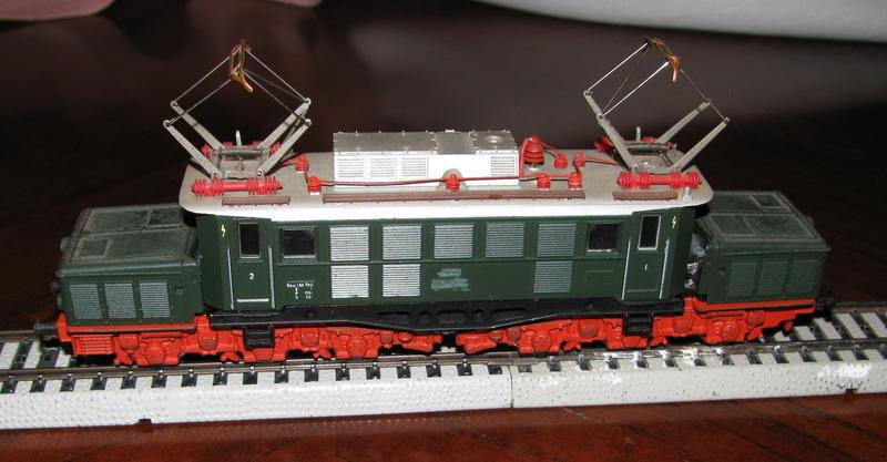 Bahnbastlers Umbauten, Reparaturen, Basteleien  9775474qek