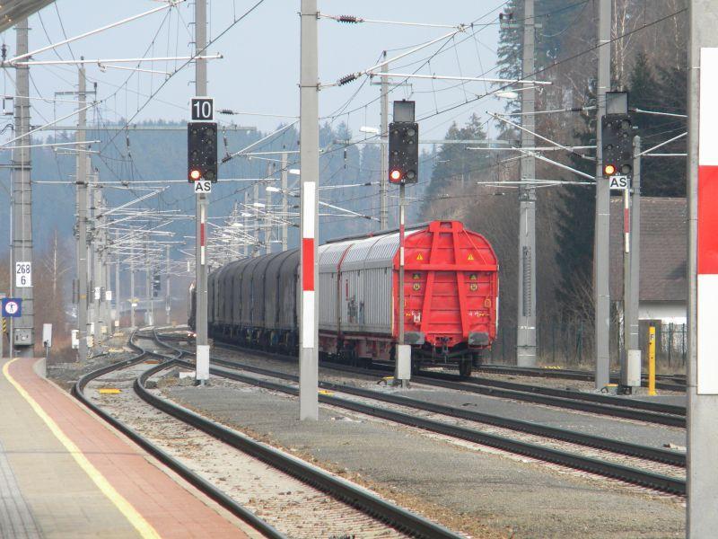 Bahnhof Frankenmarkt 9775674fug