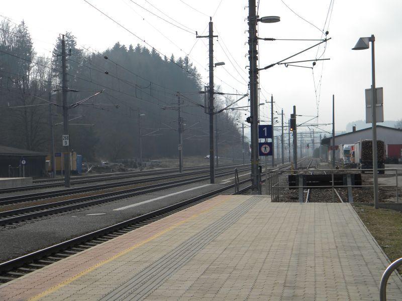 Bahnhof Frankenmarkt 9775677cpe