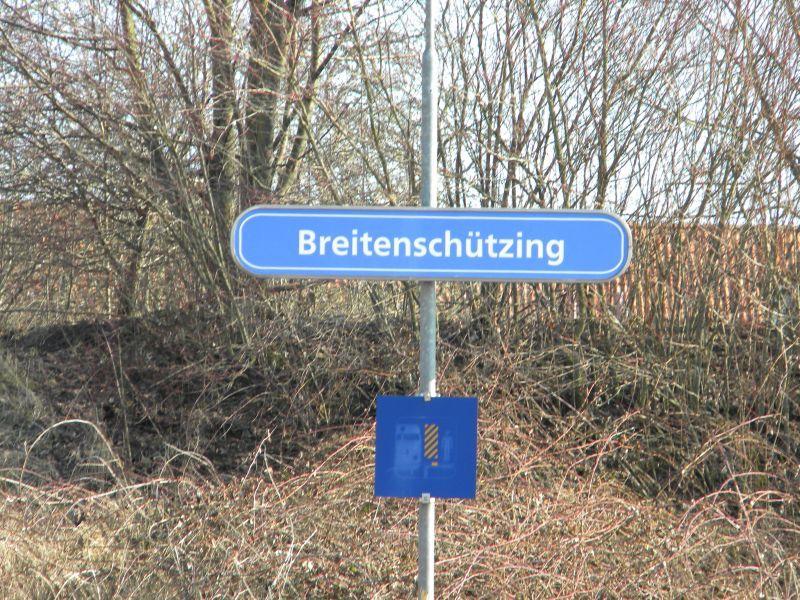 Bahnhof Breitenschützung 9783566qwi