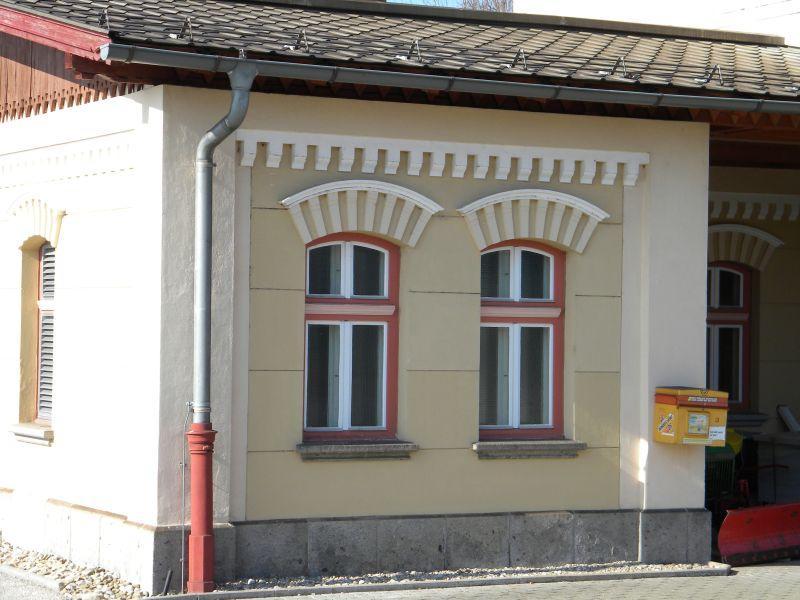 Bahnhof Breitenschützung 9783569iwc