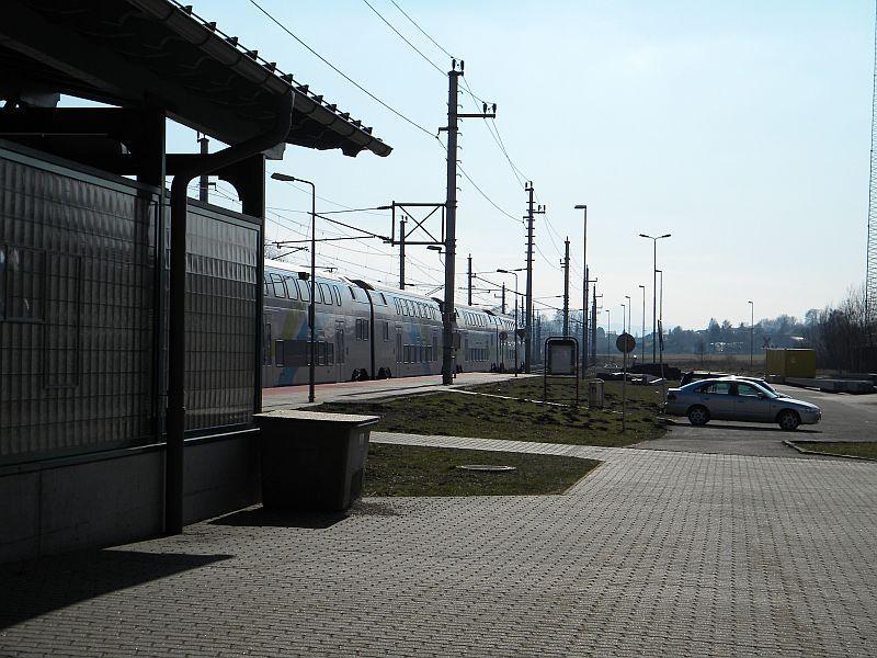 Bahnhof Breitenschützung 9783576ftj