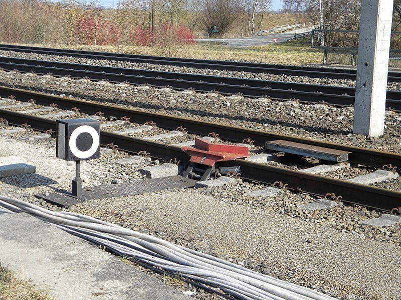 Bahnhof Breitenschützung 9783644dvm