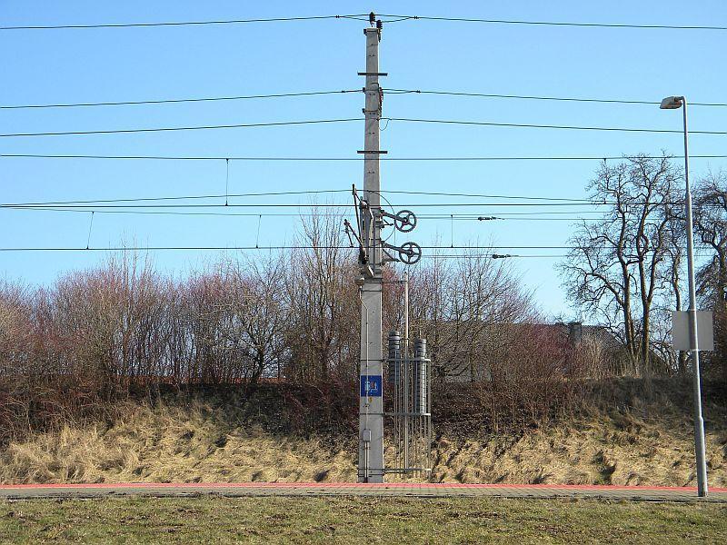 Bahnhof Breitenschützung 9783645qvn