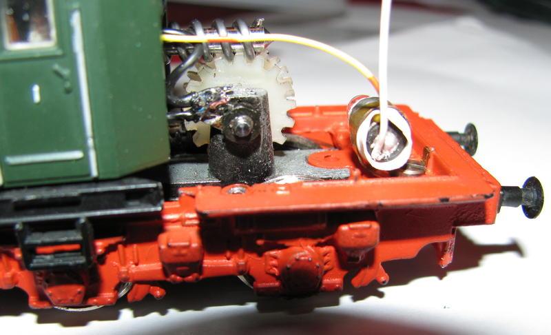 Bahnbastlers Umbauten, Reparaturen, Basteleien  9786681kpf