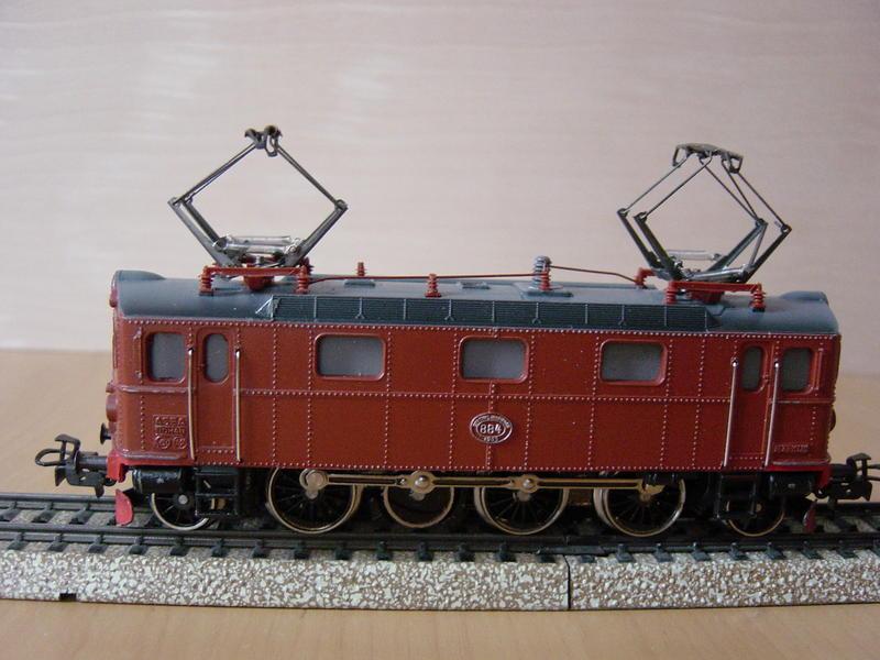 Baureihe Da der Schwedischen Staatsbahnen SJ (Art.Nr.3030) 9820324nku