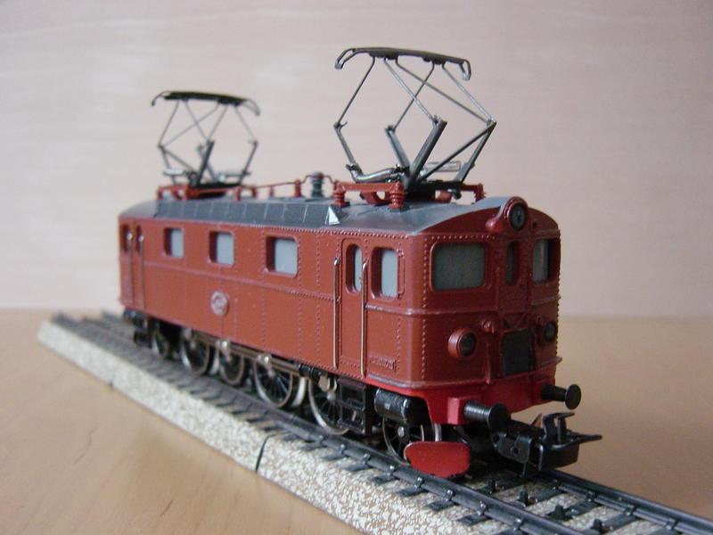 Baureihe Da der Schwedischen Staatsbahnen SJ (Art.Nr.3030) 9820358kbq