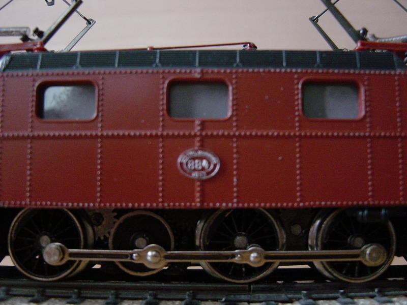 Baureihe Da der Schwedischen Staatsbahnen SJ (Art.Nr.3030) 9820362dku