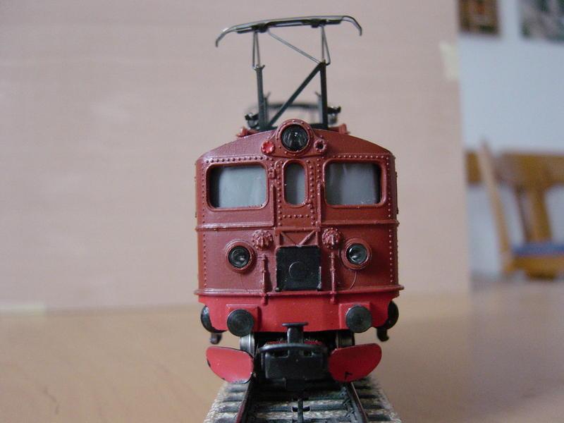 Baureihe Da der Schwedischen Staatsbahnen SJ (Art.Nr.3030) 9820391tog