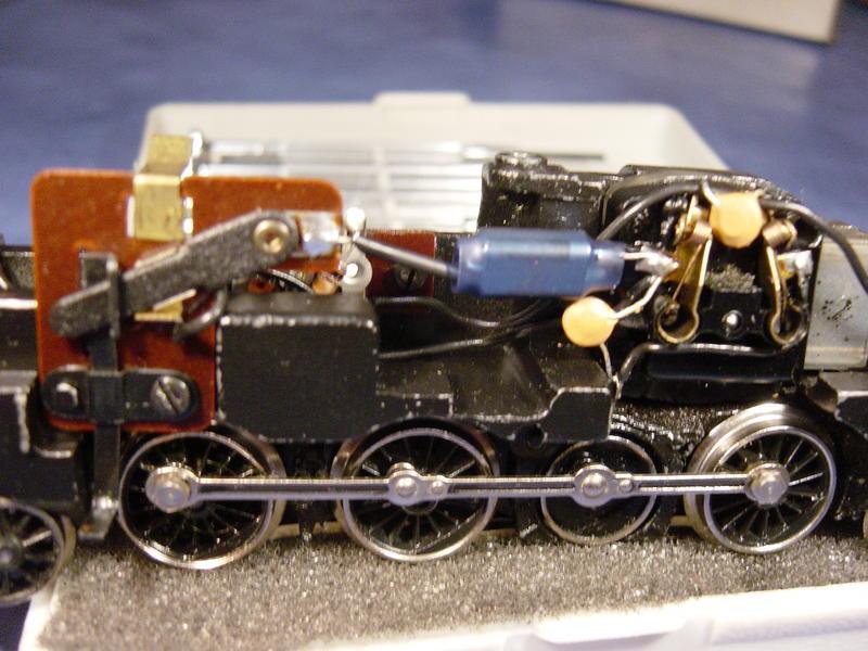 Baureihe Da der Schwedischen Staatsbahnen SJ (Art.Nr.3030) 9827608jnh