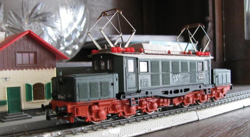 Bahnbastlers Umbauten, Reparaturen, Basteleien  9860533wof
