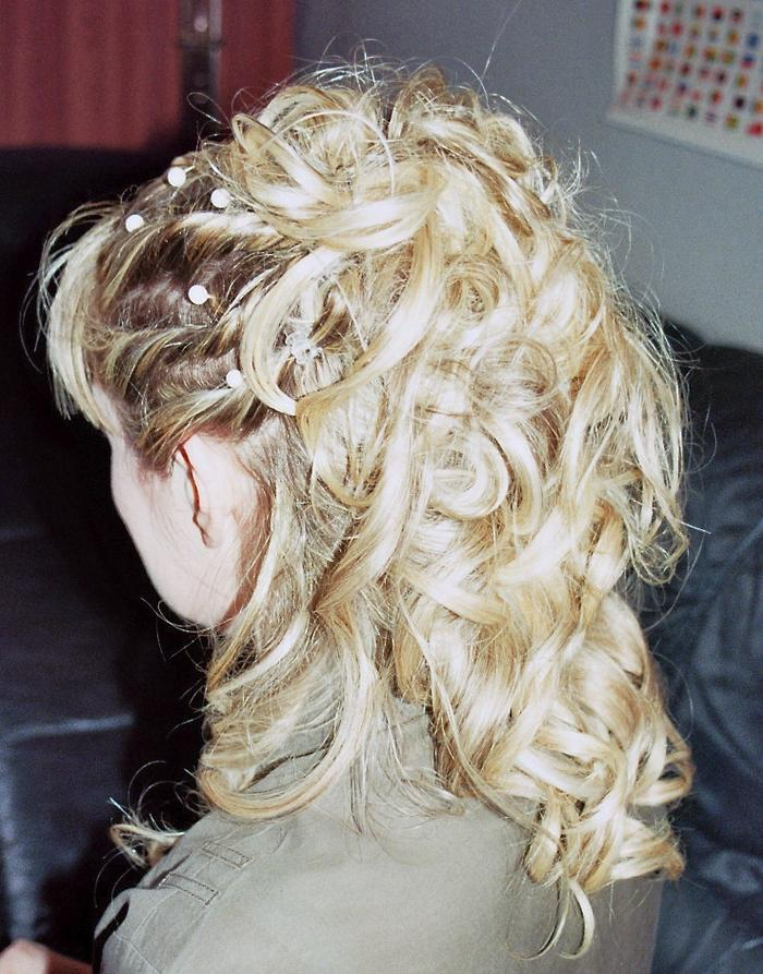 frisuren für dünnes haar lang