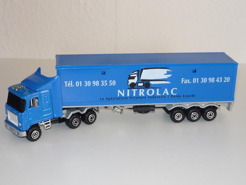 "N°3068 / 3055 GMC Astro95 1x40"" Container 9911739gld"