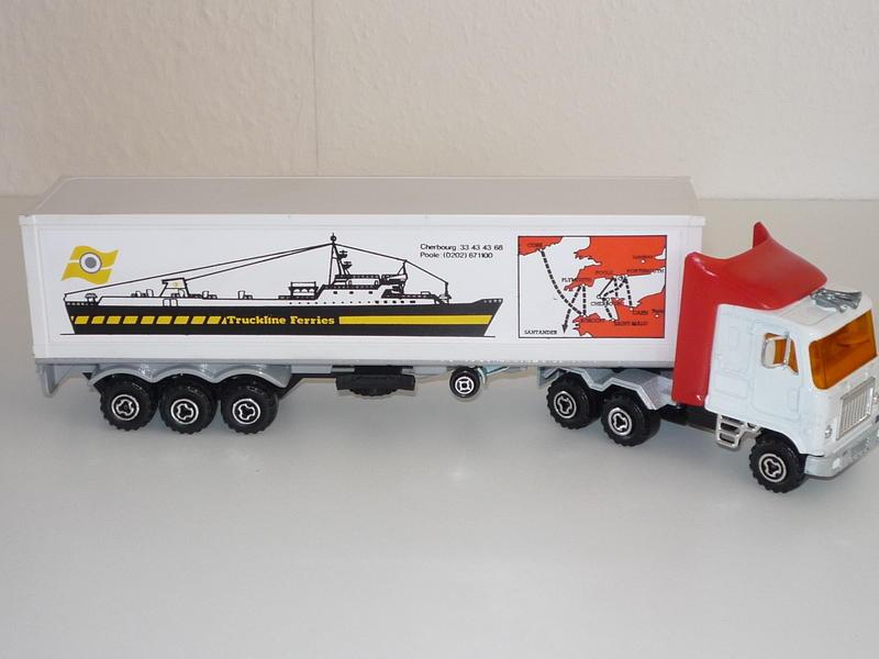 "N°3068 / 3055 GMC Astro95 1x40"" Container 9911741bib"