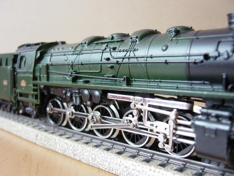 Güterzuglokomotive Baureihe 150 X der SNCF (Art.Nr. 3046) 9924116pfz