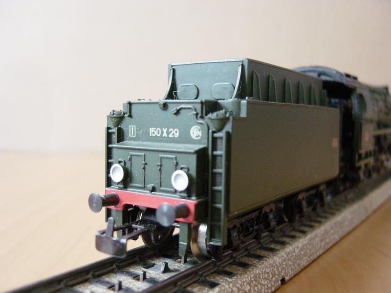 Güterzuglokomotive Baureihe 150 X der SNCF (Art.Nr. 3046) 9924138xlj