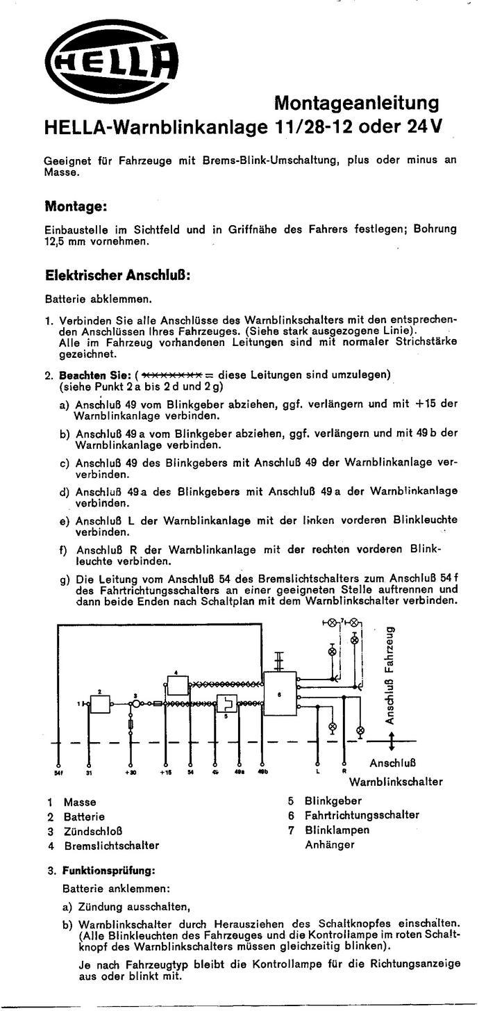 Berühmt Bosch Relais Schaltplan Fotos - Verdrahtungsideen - korsmi.info