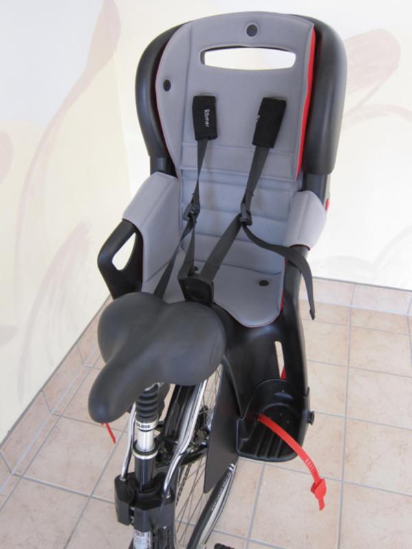 kinder fahrradsitz r mer jockey comfort elfertreff das. Black Bedroom Furniture Sets. Home Design Ideas