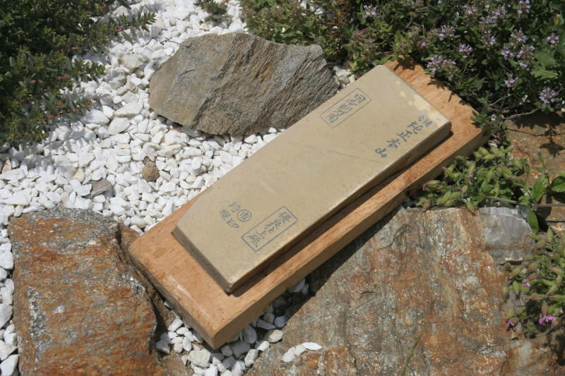 Japanische natursteine