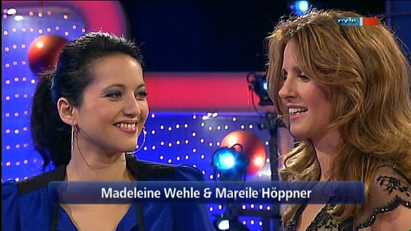 RE: Mareile Höppner & Madeleine Wehle @ Quickie XXL am 24