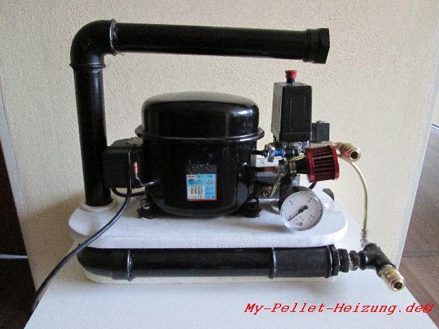 Gut gemocht Kompressor Kühlschrank Selber Bauen - Elizabeth Blog KG65