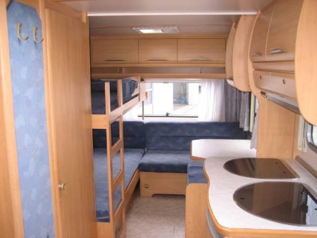 Etagenbett Wohnwagen Kaufen : Wohnwagen mit etagenbett kaufen reisemobile wohnmobile und