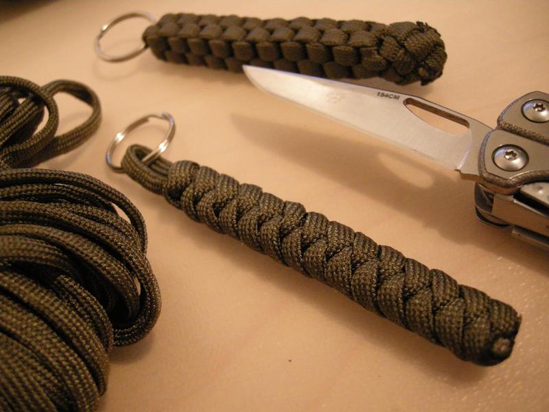 Bekannt Snake Knot Paracord Lanyard - Kommentare - Odoo.tv GearForum BK24