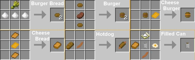 172forgempsplanmorefood v21 more food for your game minecraft forums forumfinder Gallery