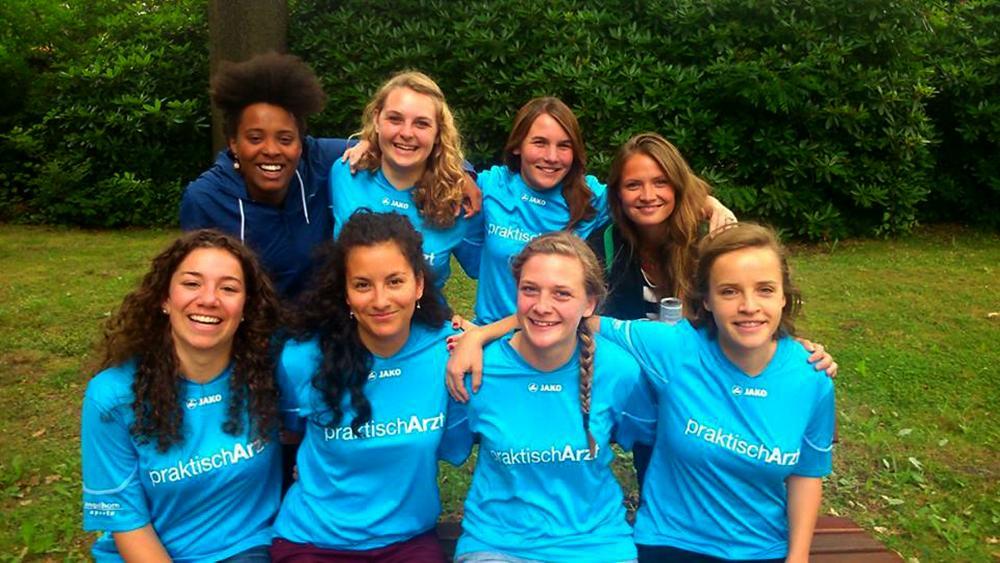 Medimeisterschaften Kiezperlen Team 2014