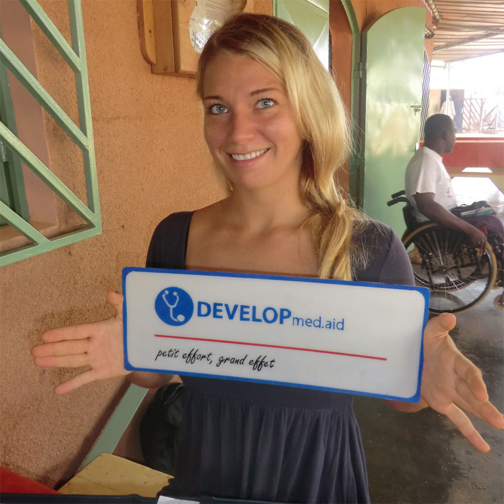 Lena von DEVELOPmed.aid
