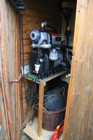 Berühmt Kleines Häuschen für Pumpe selbst bauen - Bauanleitung? - Mein #IT_65
