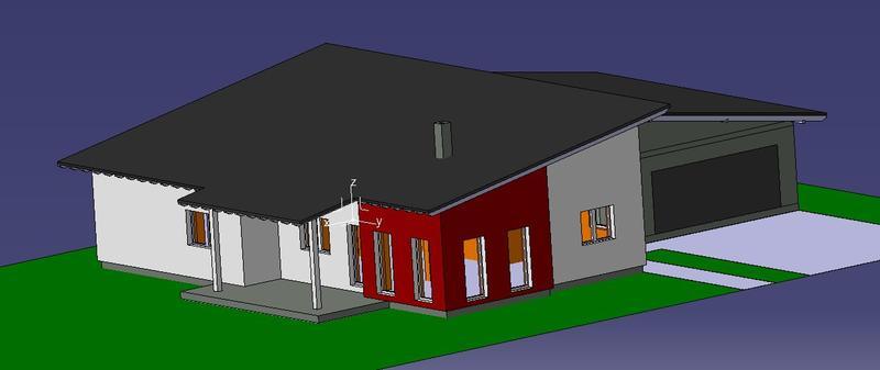 Favorit Bungalow 140m² | Grundrissforum auf energiesparhaus.at FD78