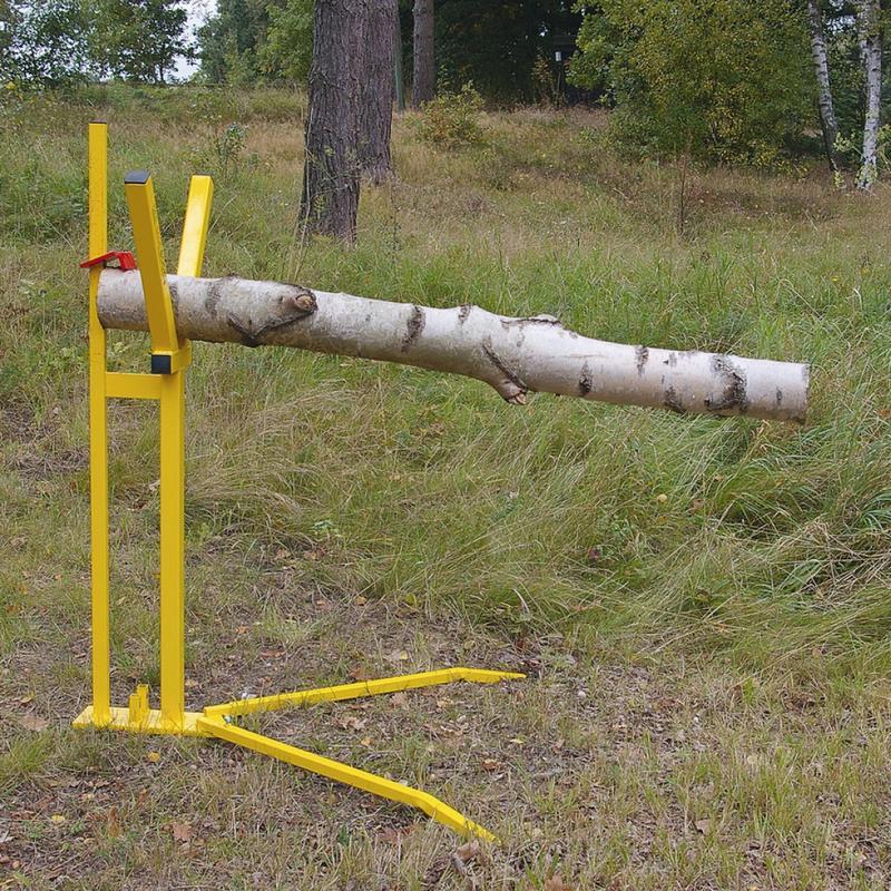 Außergewöhnlich Anleitung Sägebock selber bauen • Motorsägen-Portal @CT_63