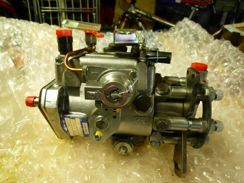 Gemeinsame Lucas CAV Einspritzpumpe DAF Leyland T244 - Allrad-LKW-Gemeinschaft &GX_19