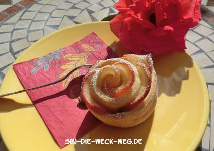 (Apfel-)Rosen für…