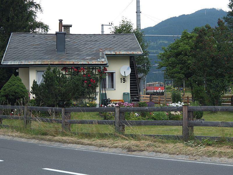 Bahnhof Eben im Pongau 23160312yv