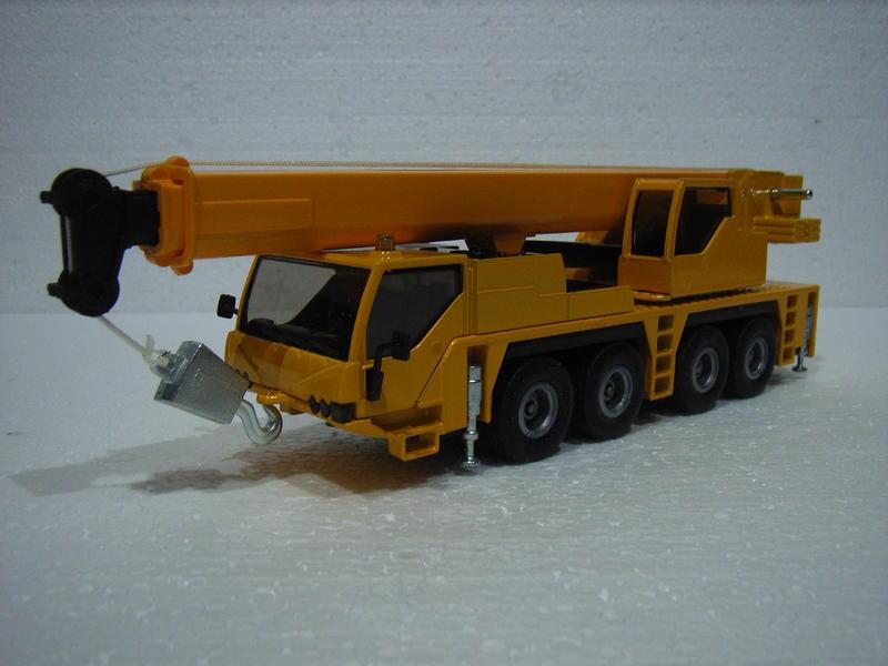 Autos & Lkw Siku Super 2110 Feuerwehrkranwagen Feuerwehr 1:55 NEU