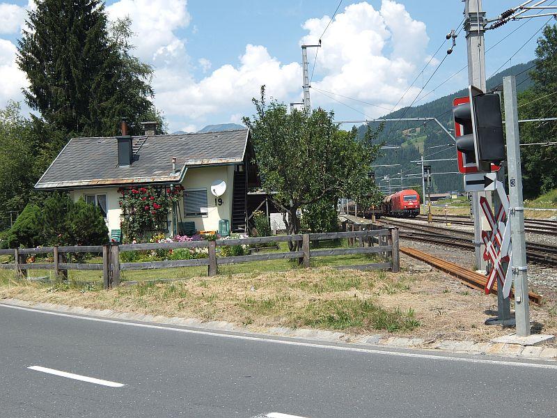 Bahnhof Eben im Pongau 23173042de