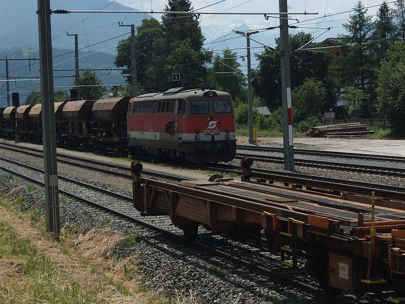 Bahnhof Eben im Pongau 23174894gh