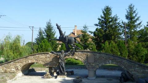 Standbeeld gezocht in oost Hongarije