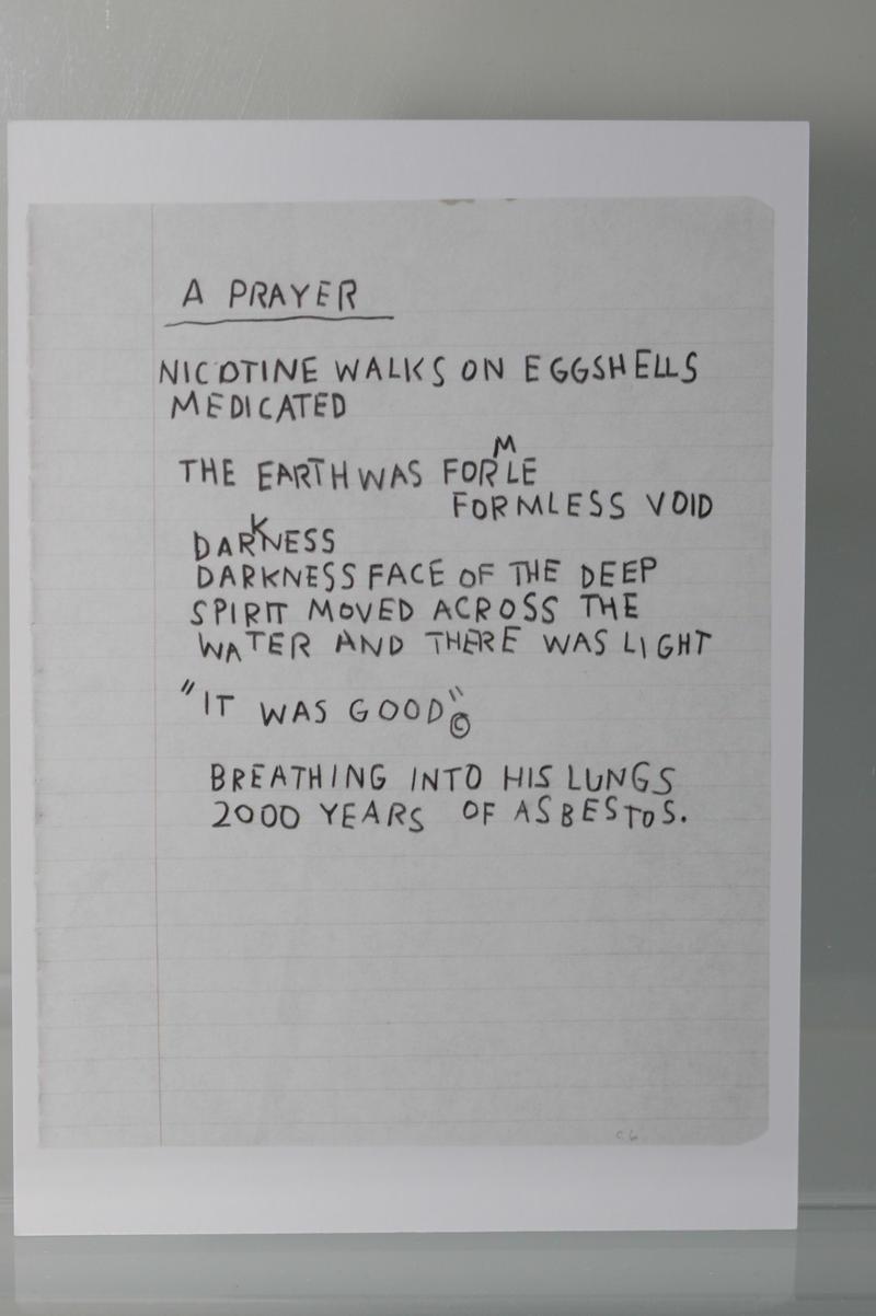 Jean Michel Basquiat Notebook 5 Kunst Postkarte Ebay