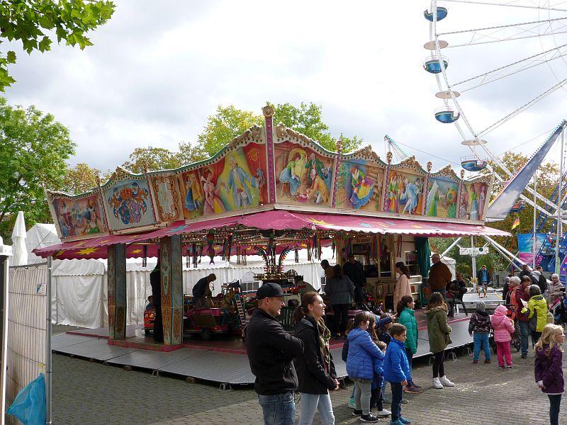 Kinderkarussell - Berger