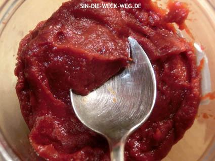 Tomatenketchup – fermentiert
