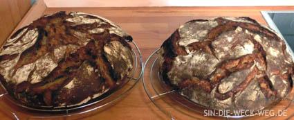 Nachgebacken – Roggenmischbrot mit Einkorn und Emmer