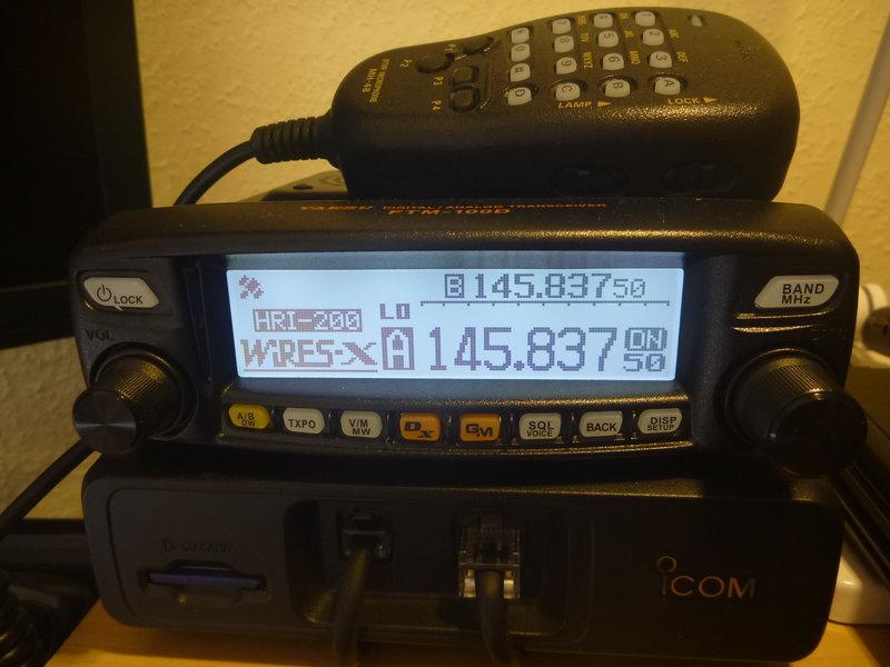 Wires-X  C4FM