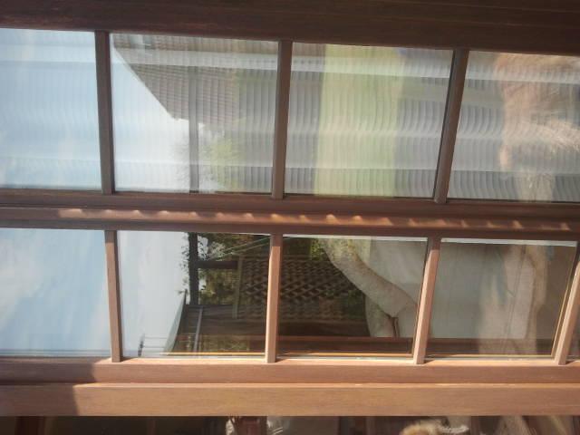 Extrem Meranti Fenster streichen IE65
