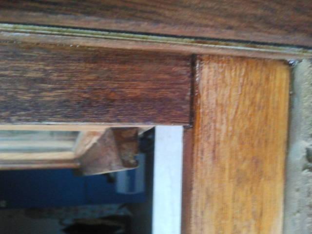 Hervorragend Meranti Fenster streichen JA23