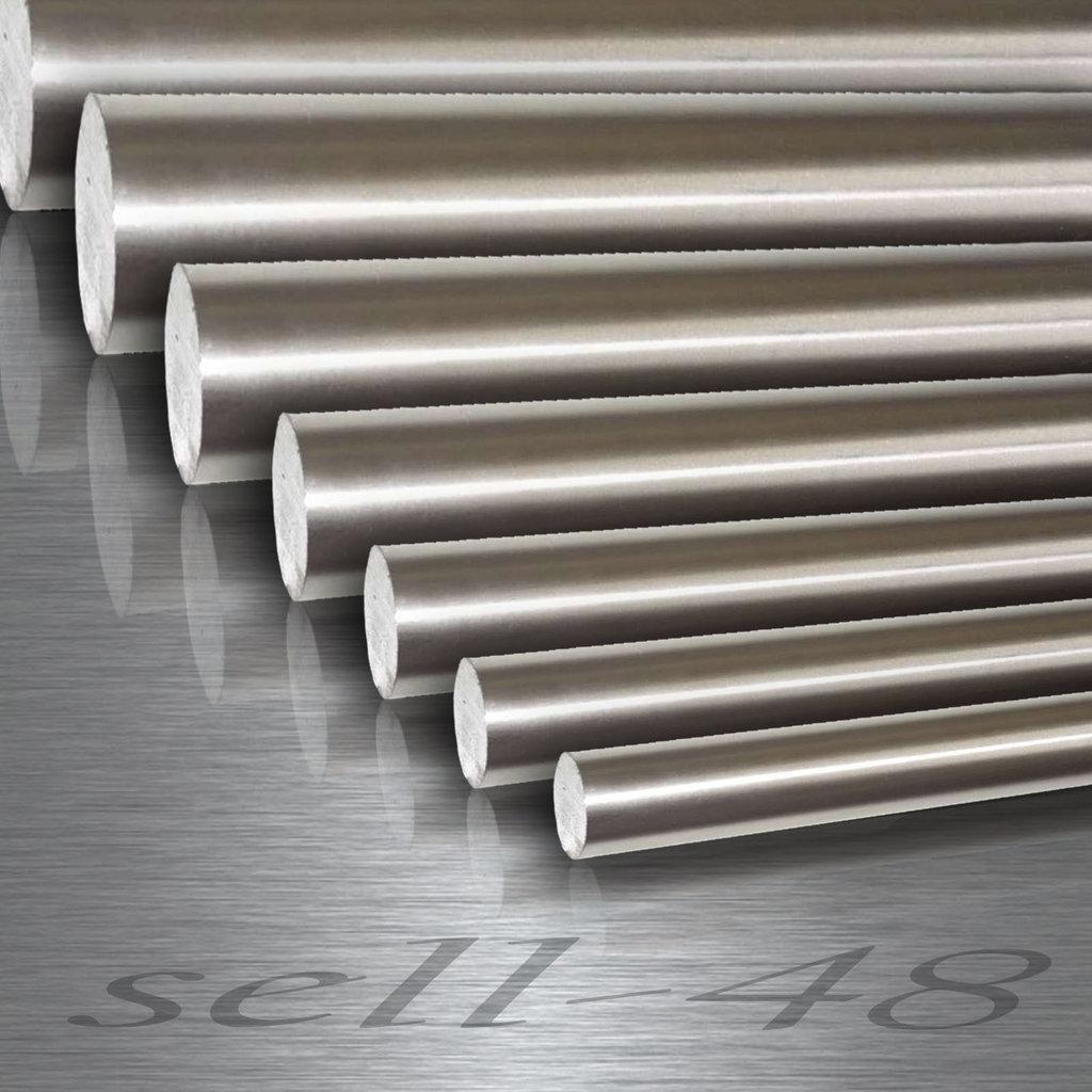 20cm Zuschnitt L: 200mm Edelstahl Rundstab VA V2A 1.4301 blank h9 /Ø 6 mm